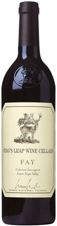 Stags Leap Wine Cellars Cabernet Sauvignon Fay Vineyard